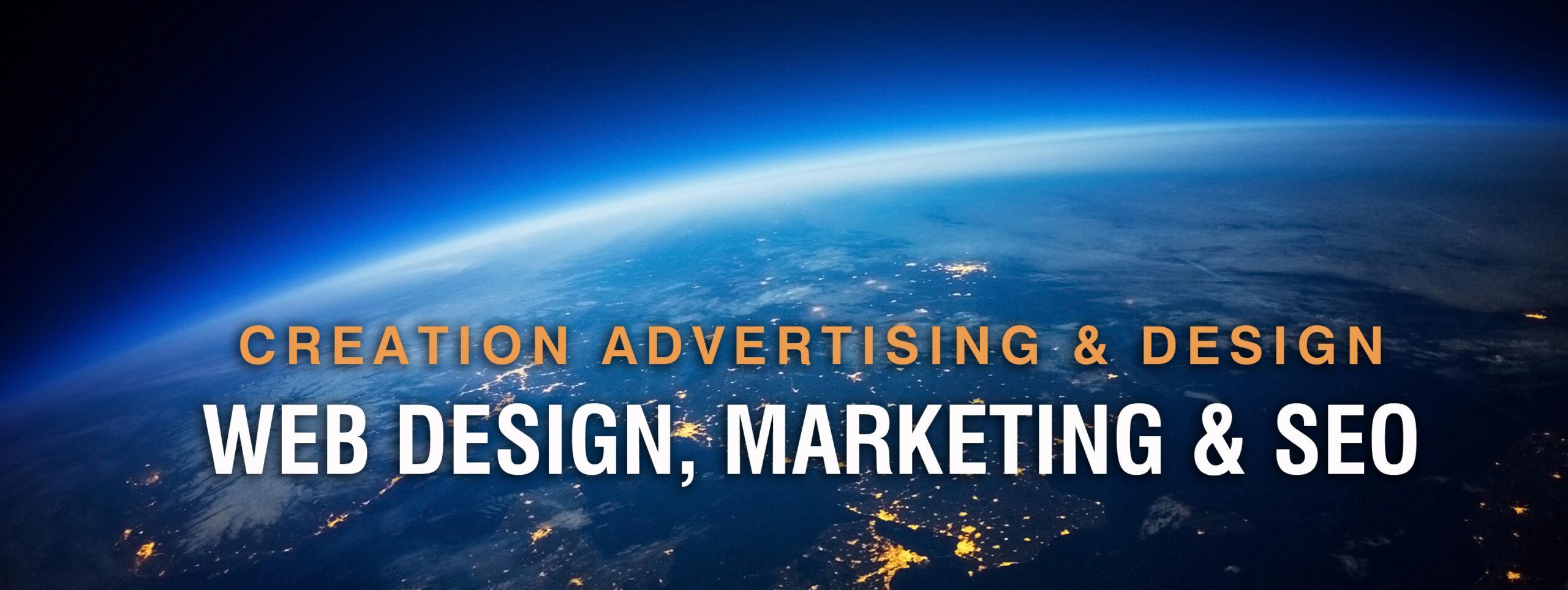Web design, Marketing and SEO